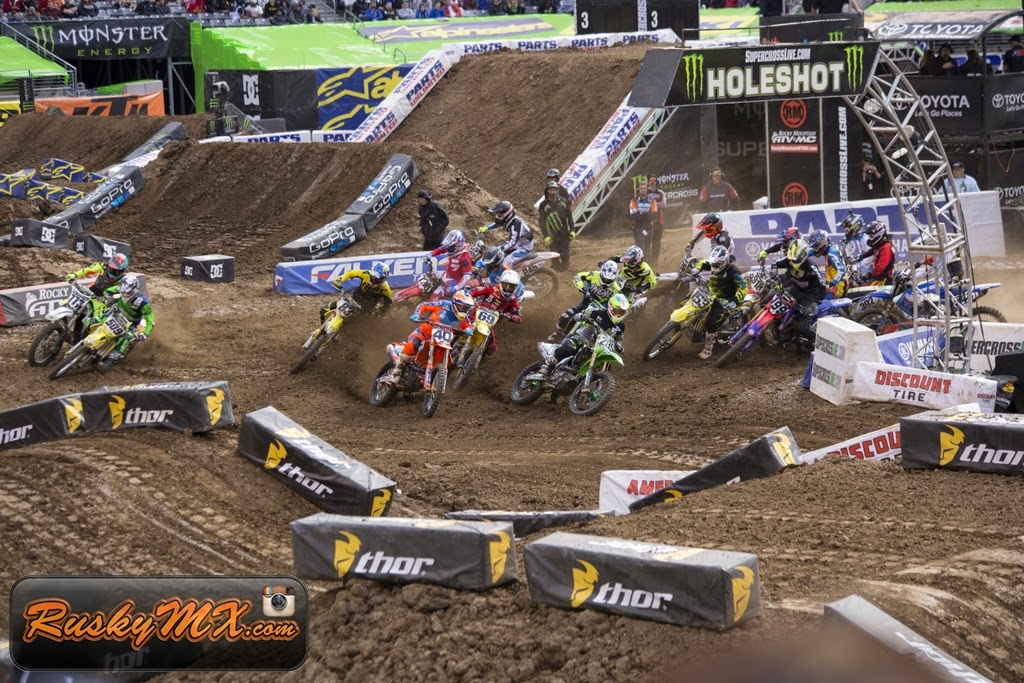 450 LCQ Start Metlife SX 2015