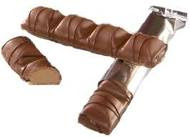 Long Chocolate Bar ala Kinder Bueno
