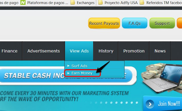 Fort Ad Pays la publicidad que paga, cómo funciona y que es