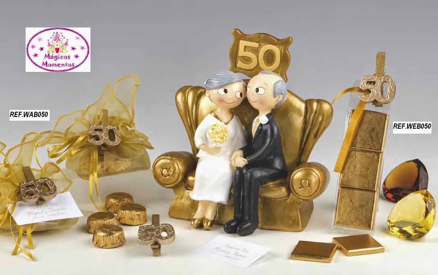 Regalos magicos momentos bodas de oro 50 aniversario - El corte ingles regalos de boda ...