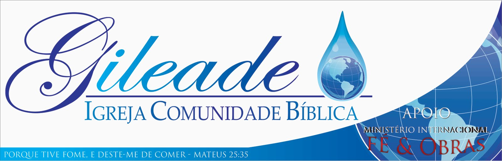 Igreja Comunidade Biblica Gileade