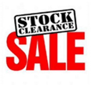 iPhone Stock Clearance Sale