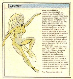 Lamprea (ficha dc comics)