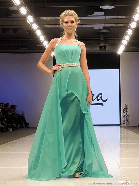 Moda primavera verano 2015 vestidos Iara.