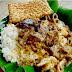 Mencicipi nasi kentut khas Medan !