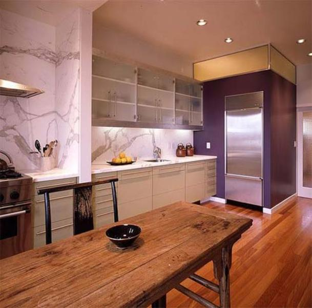 Simple Kitchen Interior Design Pictures: Collection Of Modern Kitchen Design Photo