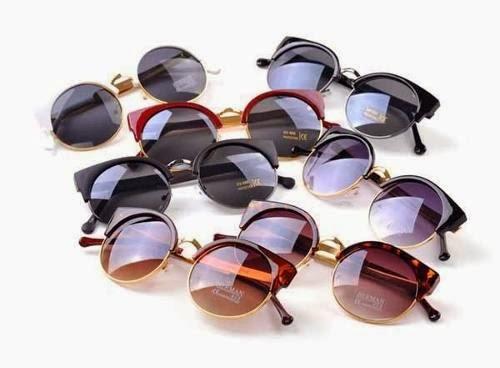 Lançamentos óculos escuros tendências