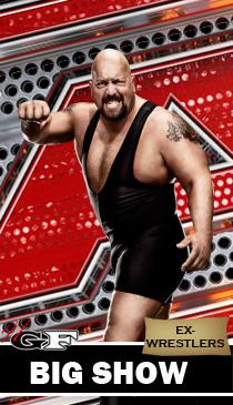 Ex-Wrestlers BIG+SHOW