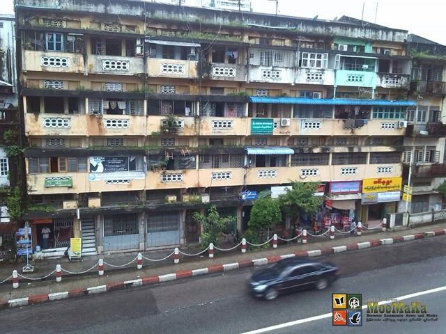 house moving business in Rangoon