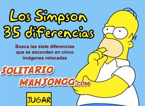 Os Simpsons 35 Diferenças