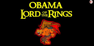 Obama Lord of the Rings walkthrough.