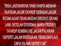 3 Kiat Meraih Cinta Islami Yang Fleksibel