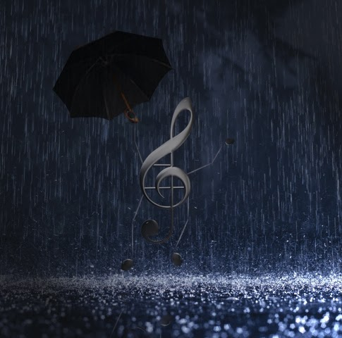 Dancing In The Rain on Foxtrot Sway Step