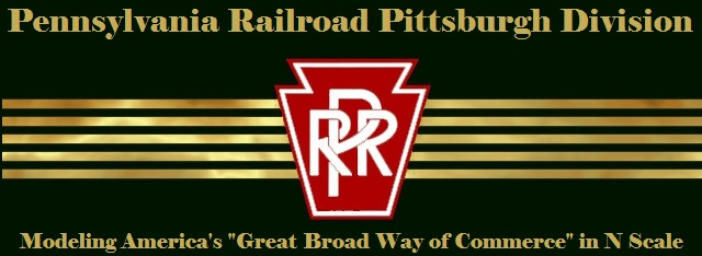 The Pennsylvania Railroad Pittsburgh Division
