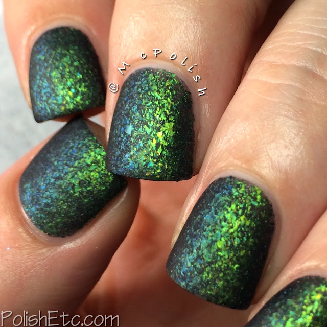 Lavish Polish - Milky Way - Limited Edition - McPolish - MATTE