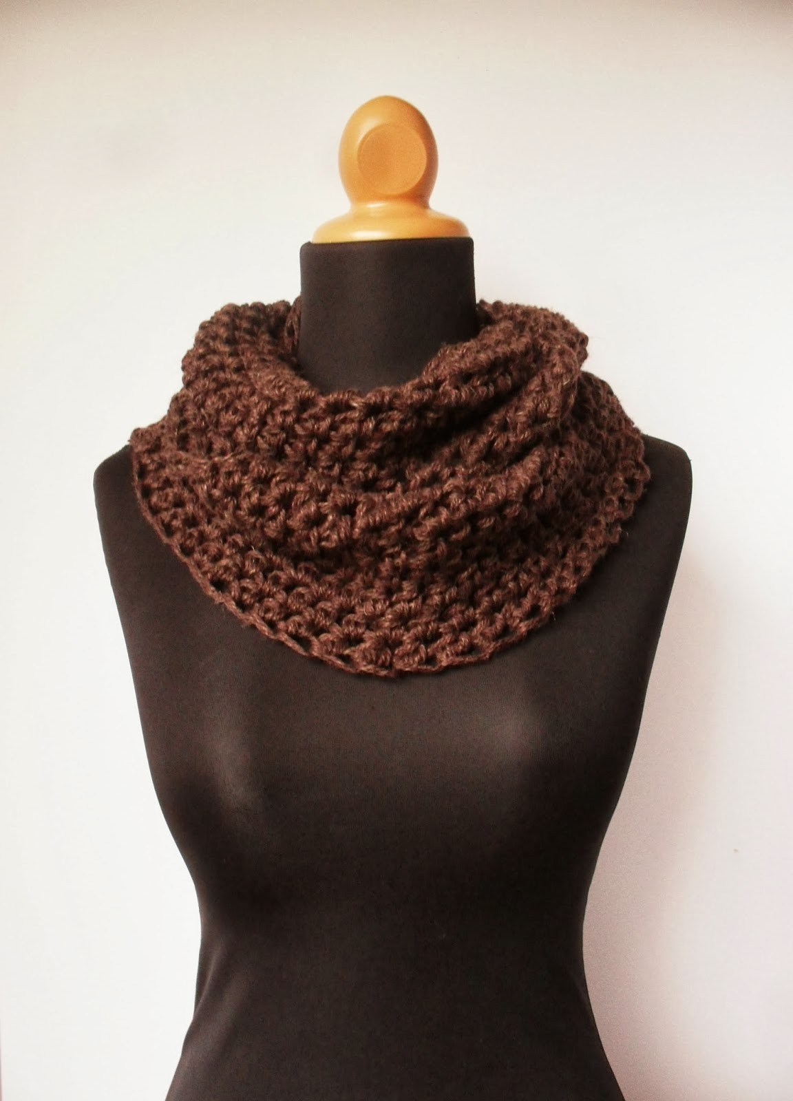 Free Crochet Pattern For A Cowl : The Art of Zen.......Crochet: Free Crochet Pattern for a ...