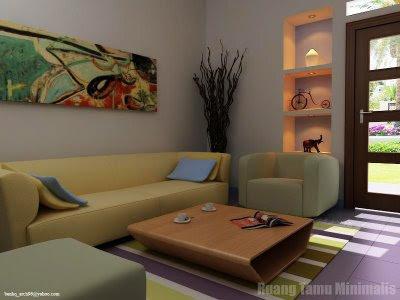 Tips Sederhana Tata Ruang Tamu Klasik dan Minimalis