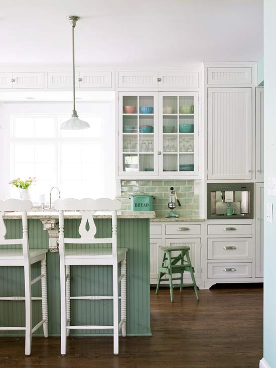зеленый цвет в дизайне интерьера