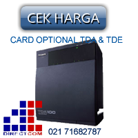 Panasonic KX-TDA 30/100/200/600, KX-TDE100/200