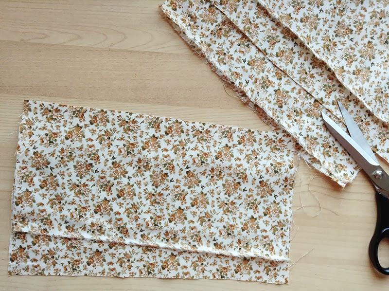 DIY: Saquitos de olor para el armario   Mi primera máquina de coser ...