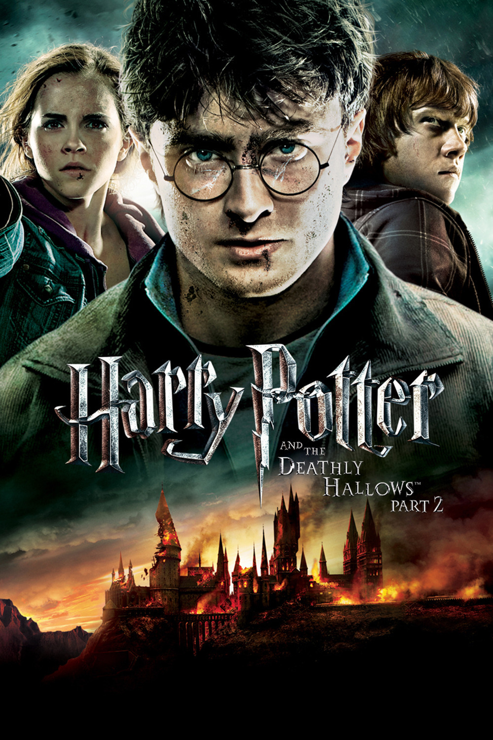movie poster harry potter and the deathly hallows part 2