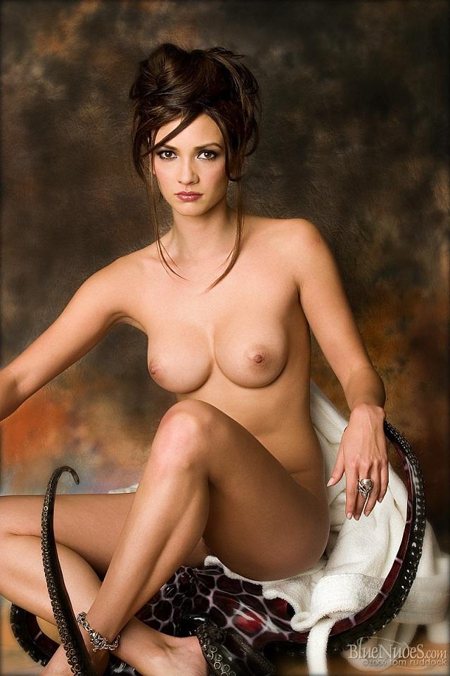 Suzie for Blue Nudes