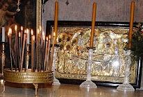 Ο Τάφος της Παναγίας στην Γεσθημανή (Αφιέρωμα φώτο+Βίντεο)