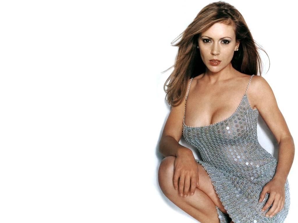 alyssa milano bikini wallpapers | desktop background wallpapers