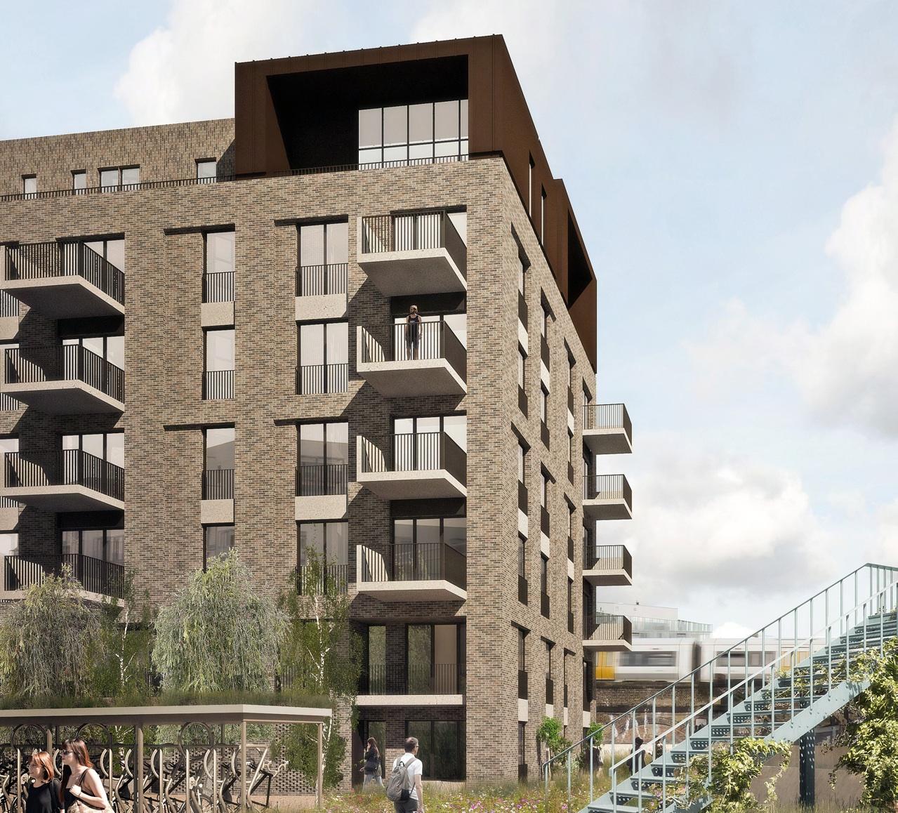 The Deptford Dame: Faircharm Redevelopment Plans Threaten