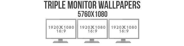 + Added &quot;Triple Monitor