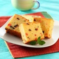 Resep Cake Fruit Mix