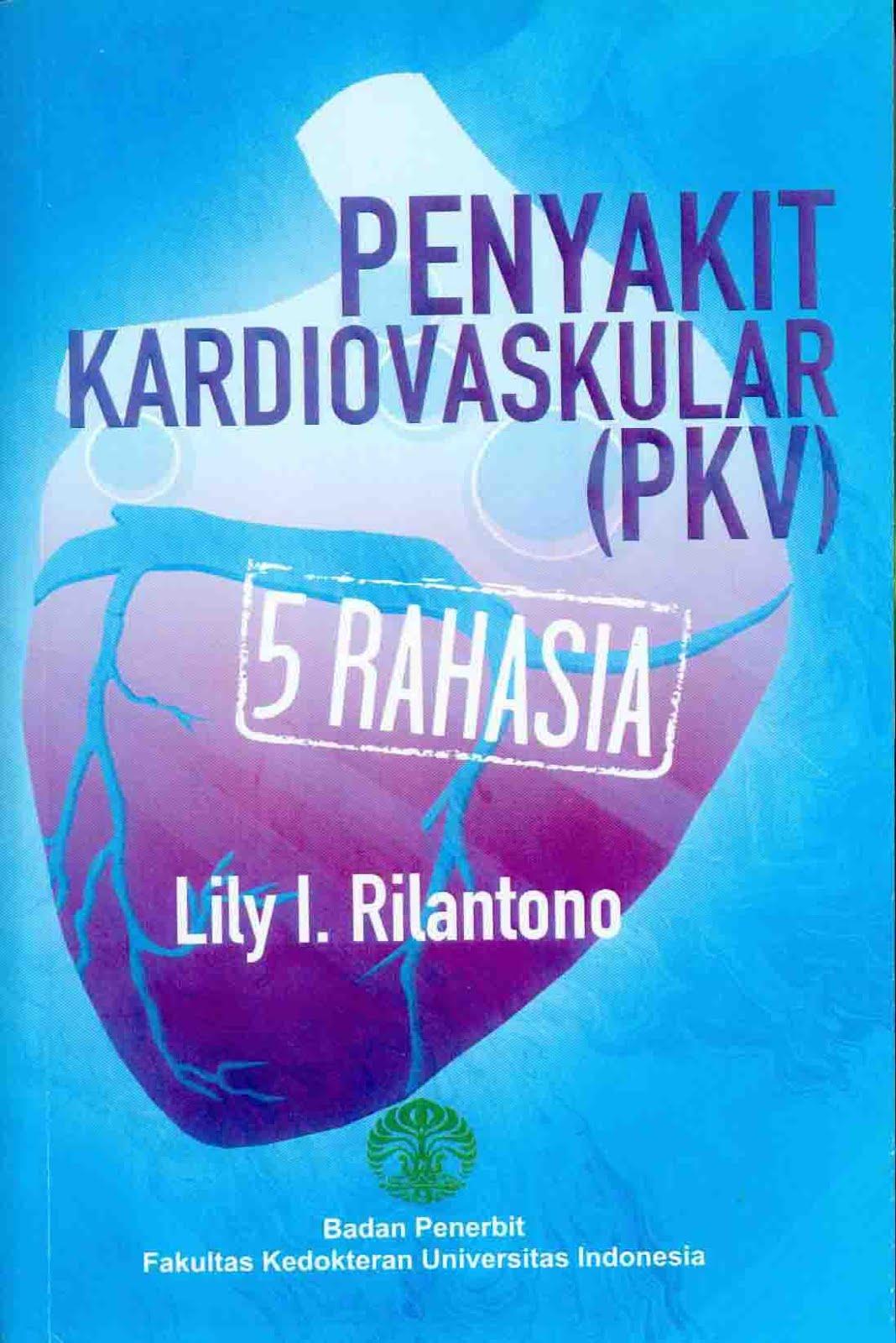Buku PENYAKIT KARDIOVASKULAR 5 RAHASIA