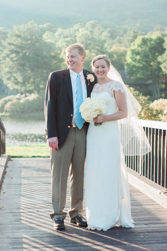 Blue Ridge Mountain Wedding at Grandfather Golf and Country Club
