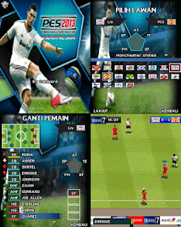 PES 2013 New Transfer java