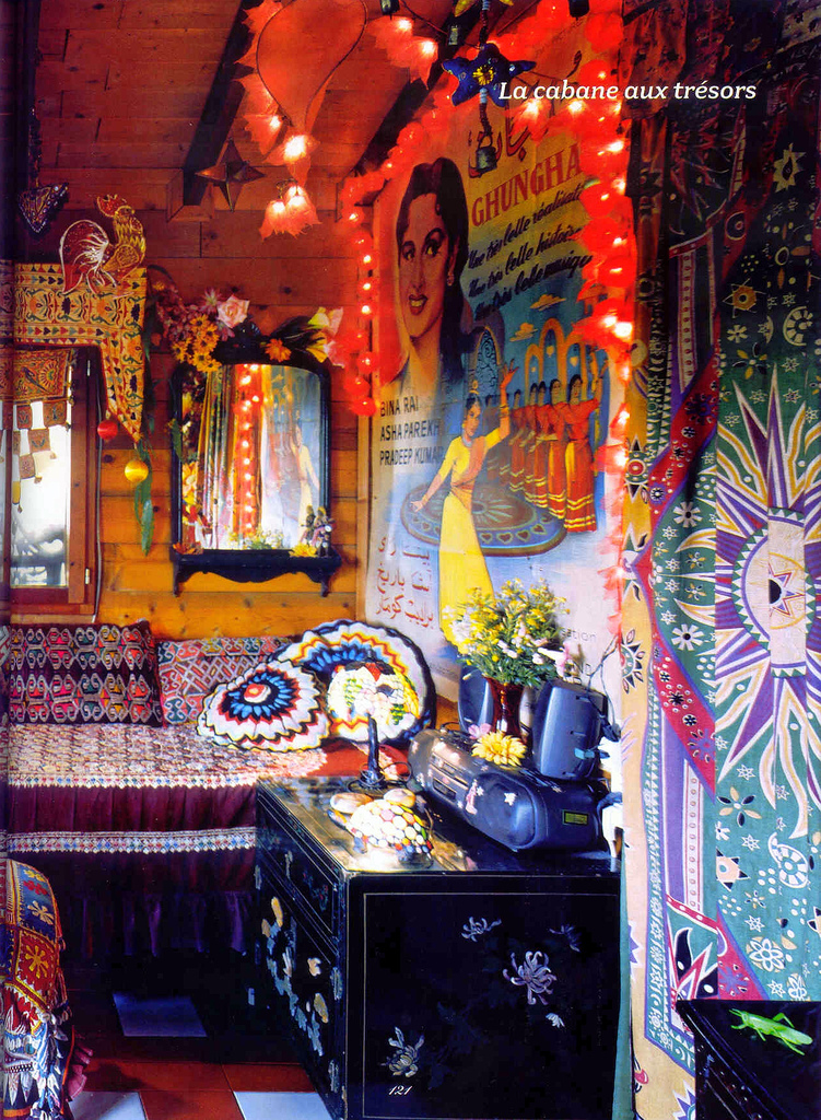 Gypsy Yaya Inspirational Home La Cabane Aux Tresors