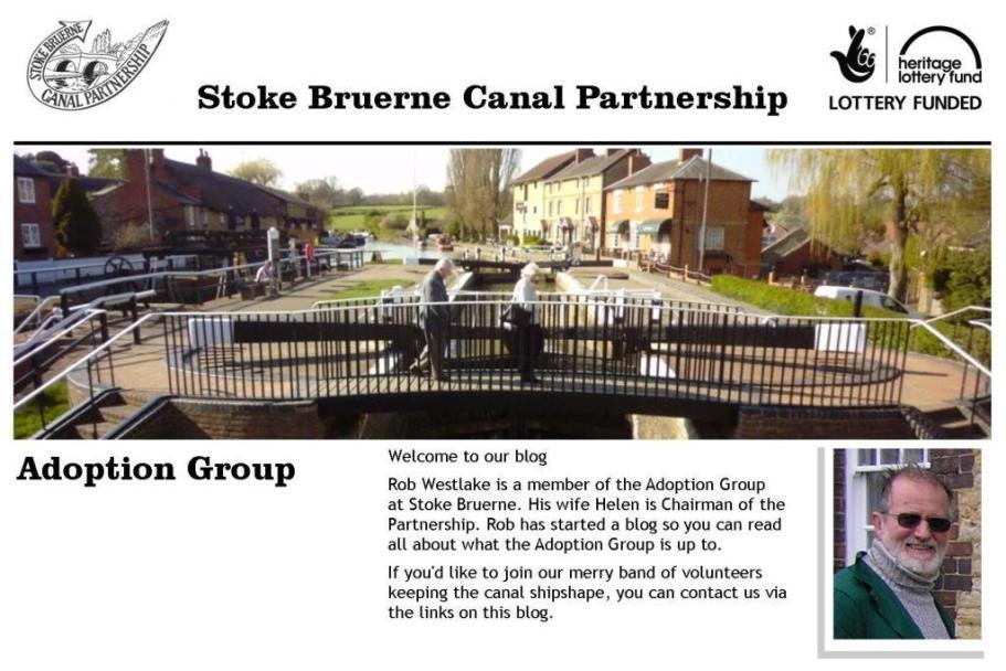 Stoke Bruerne Canal Partnership