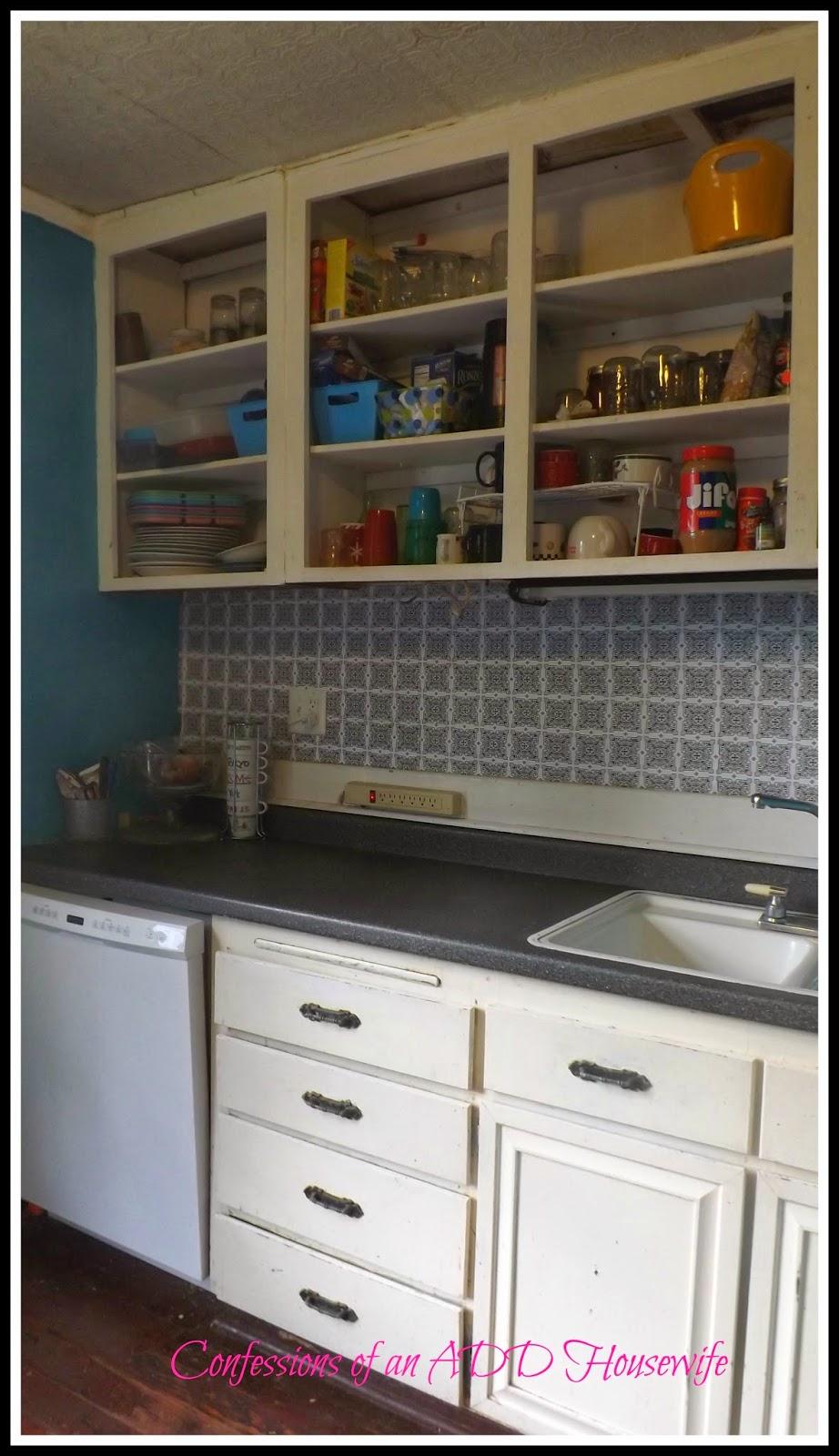 Ideal Shelf Liner Back Splash
