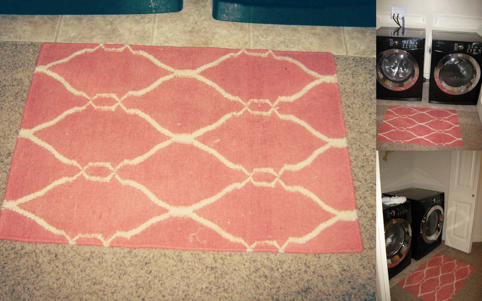 Rugs Of The Ross Residence.