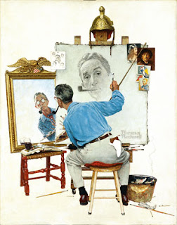Run to the Rockwell Exhibit at the Crocker–last 3 days!