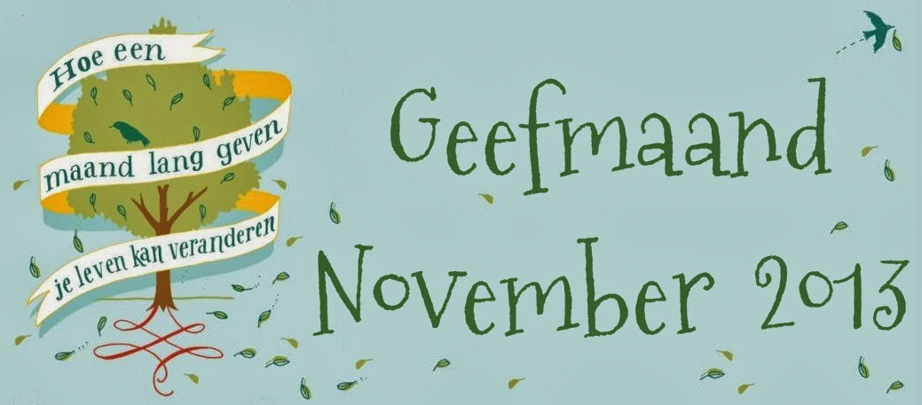 Geefmaand November