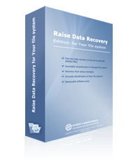Raise Data Recovery for FAT-NTFS 5.16