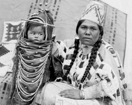 Cowboy Kisses: Nez Perce Family Life in the 1700's