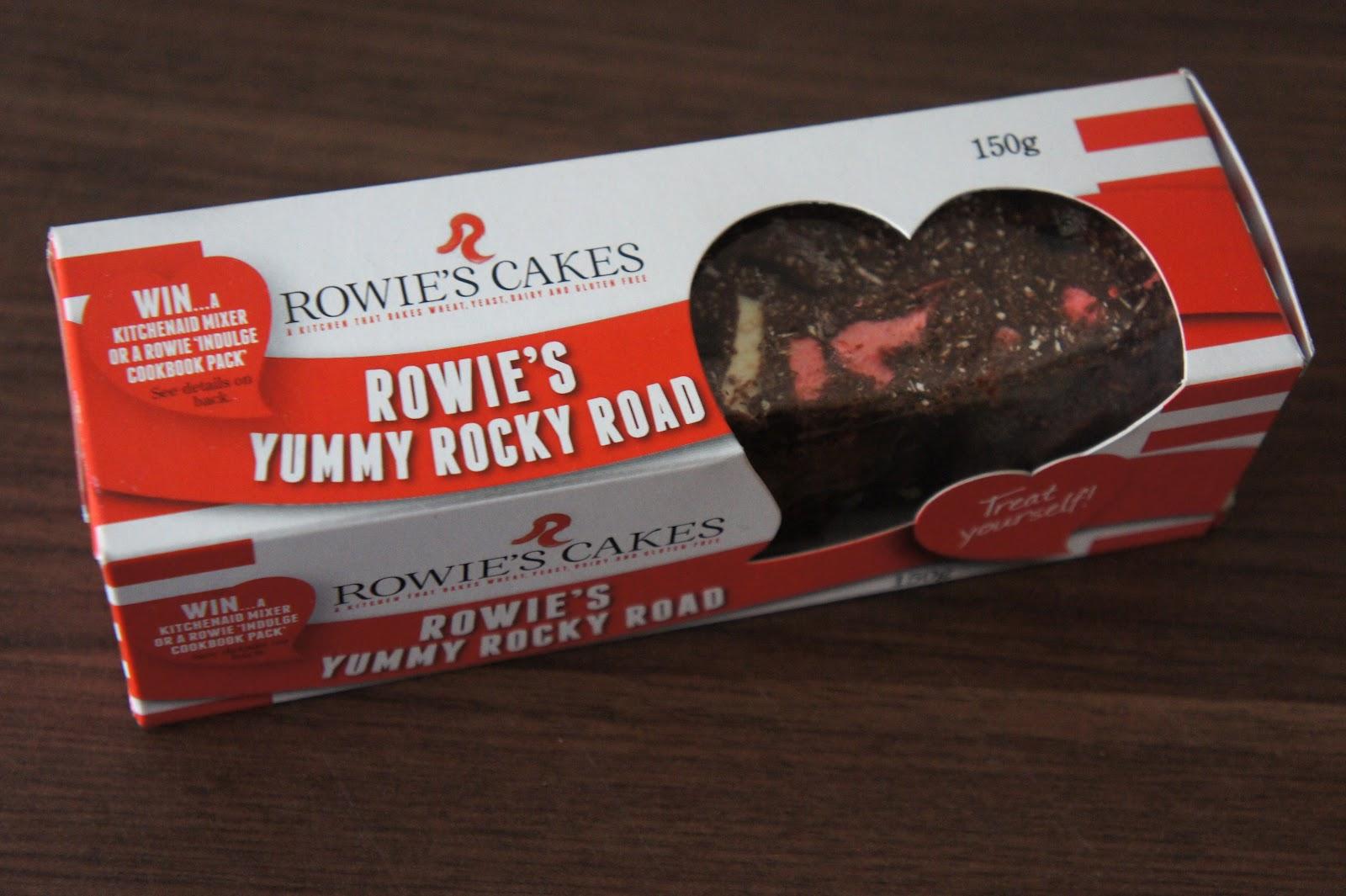 Rowie S Cakes Rocky Road