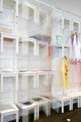 Novedoso Diseño de una Boutique