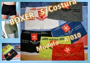 BOXER CABALLERO S/COSTURA