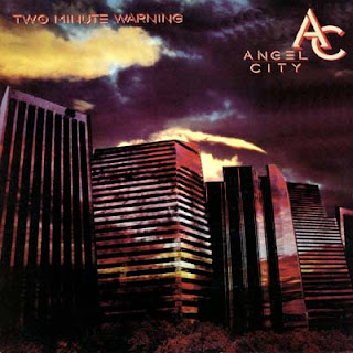 Angel City (The Angels) - Two Minute Warning (1984)
