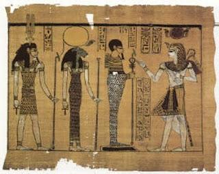 El Gran Papiro Harris - Egipto. Egipto antiguo