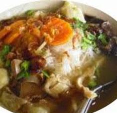 Resep masakan indonesia sup timlo spesial (istimewa) khas solo praktis mudah sedap, nikmat, enak, gurih lezat