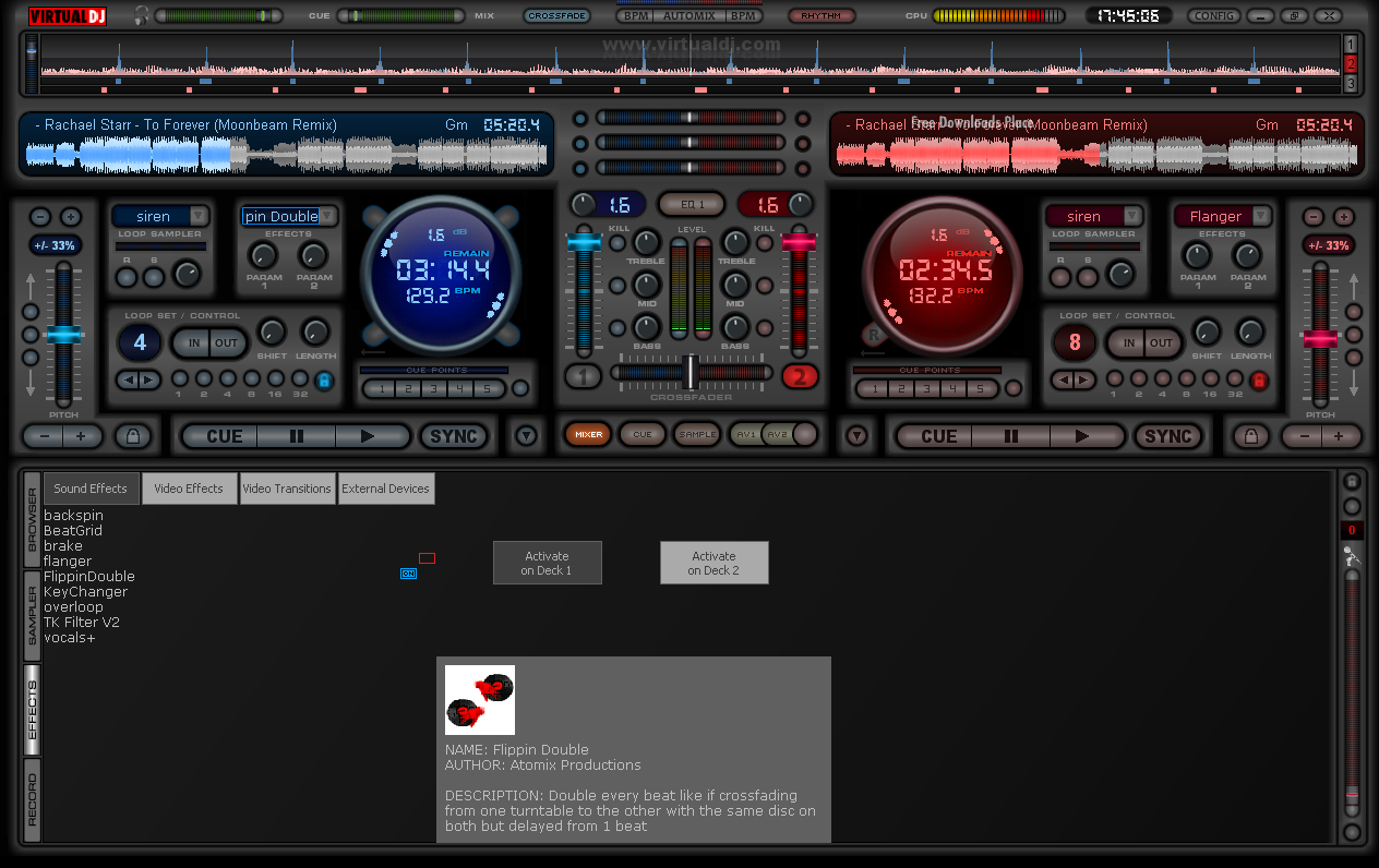 Descarga software basico descarga e instala virtual dj for Virtual home software
