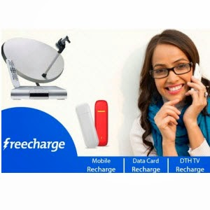 {Paused }Freecharge :Recharges worth Rs. 100 for Rs. 46.55